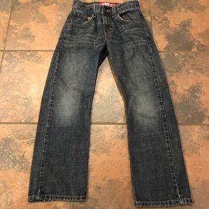 Excellent Levi jeans size 23x25